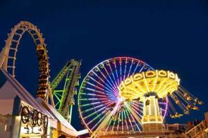 Morey's Piers Holiday Sale discounted tickets
