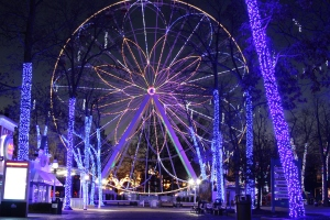 Six Flags Great Adventure NJ Winter Festival