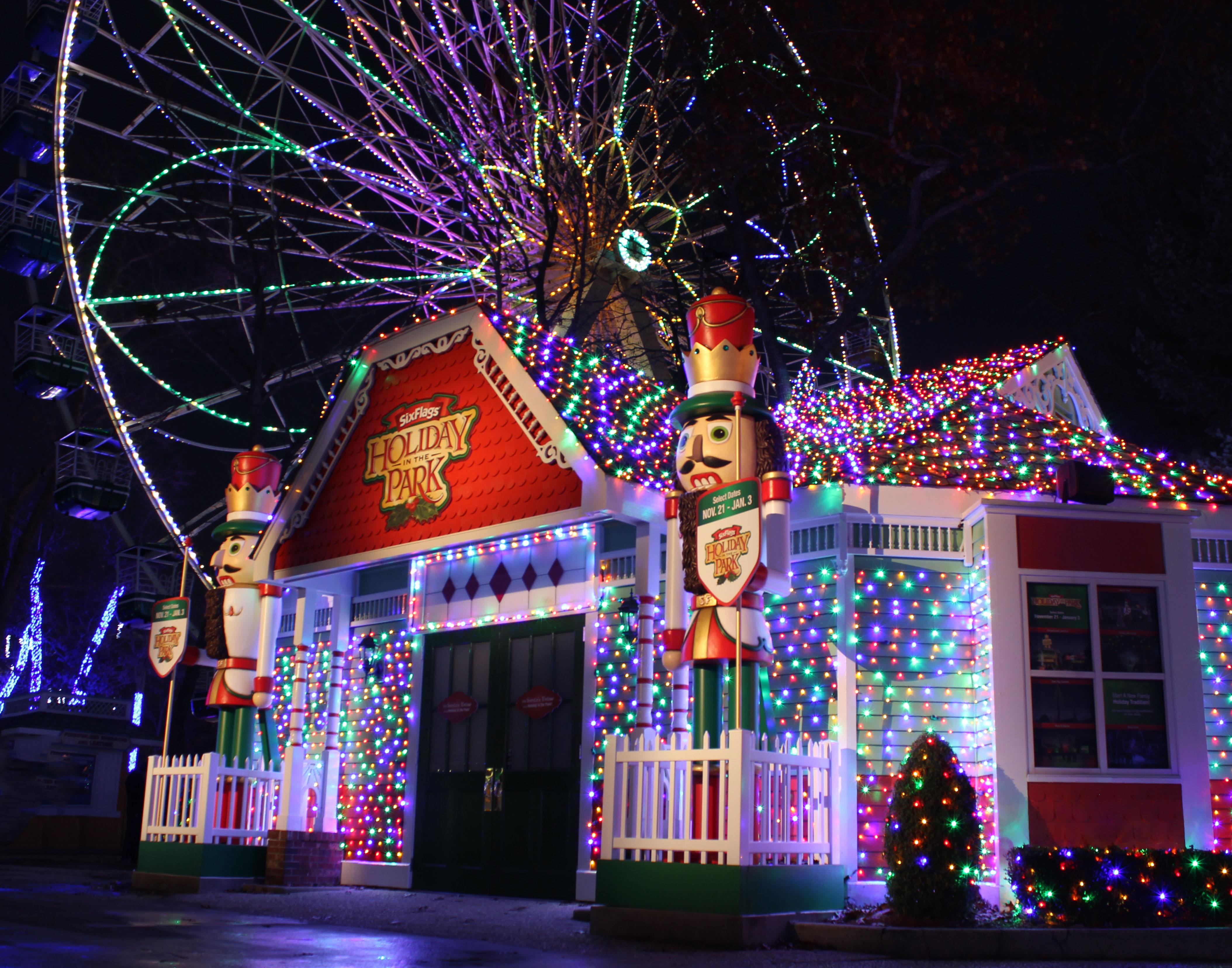 Photo Santas House In North