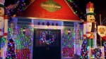 Six Flags Great Adventure Santa's Home