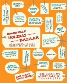 Langosta Asbury Park Holiday Bazaar