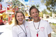Photo - Six Flags Team Members - Lifeguards