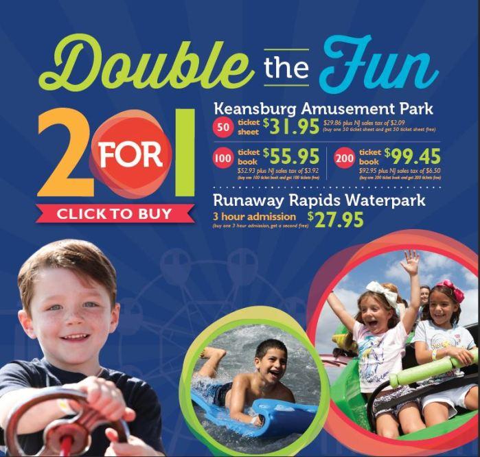 Keansburg double the fun 2016
