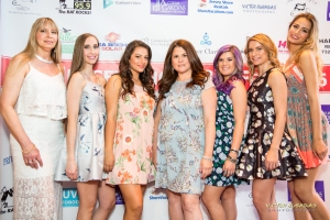 Jersey Shore Biz Fest fashion show D. Monaco Designs