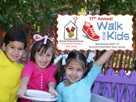 Six Flags Ronald McDonald Walk for Kids
