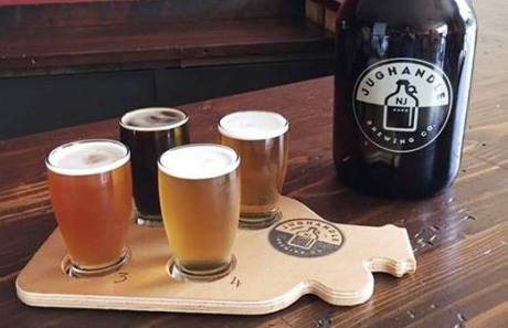 Jughandle Brewery Tinton Falls Opening