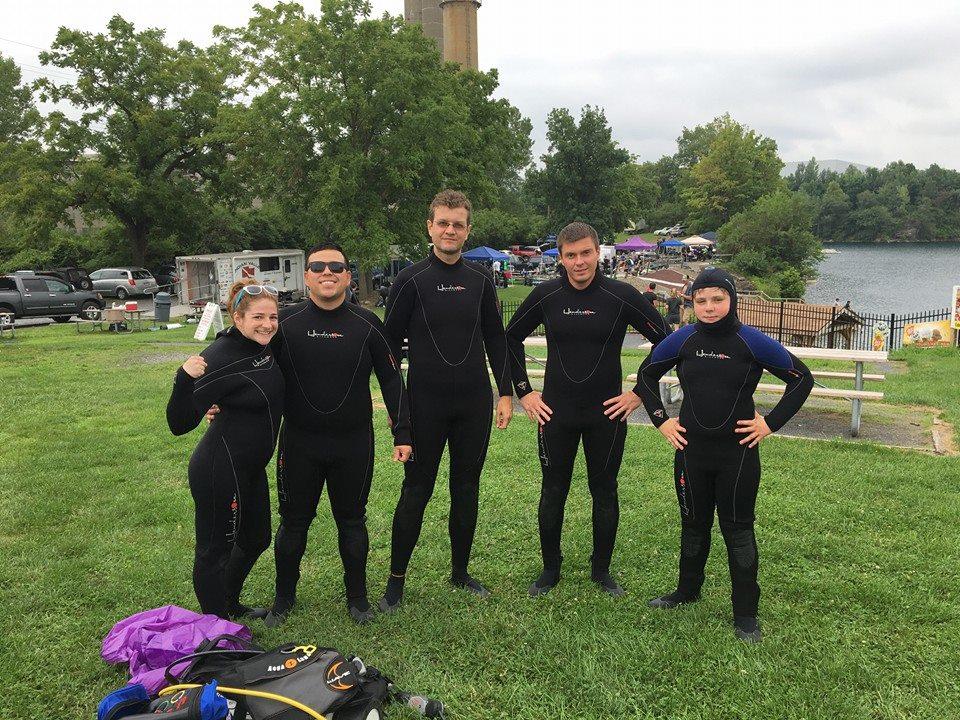 Dosil's checkout dives at Dutch Springs