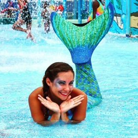 Swim with Mermaids Keansburg Runaway Rapids