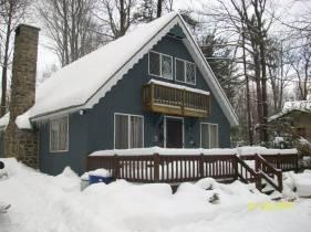 Pocono winter rental deals