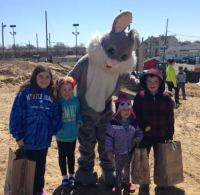 Keansburg Amusement Park Easter Egg Hunt