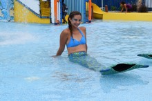 Keansburg NJ Waterpark Mermaids