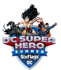 Six Flags NJ - DC Super Hero Comic Fest