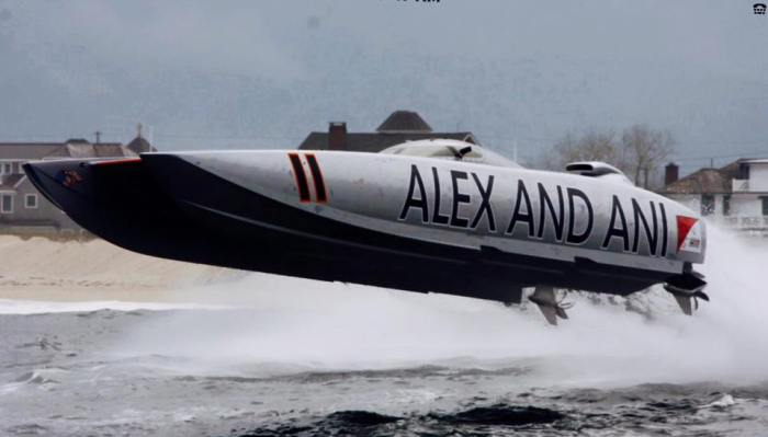 Alex and Ani Point Pleasant Beach Offshore Racing