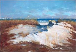 Aldo Luongo - Reflections of Summer Exhibition