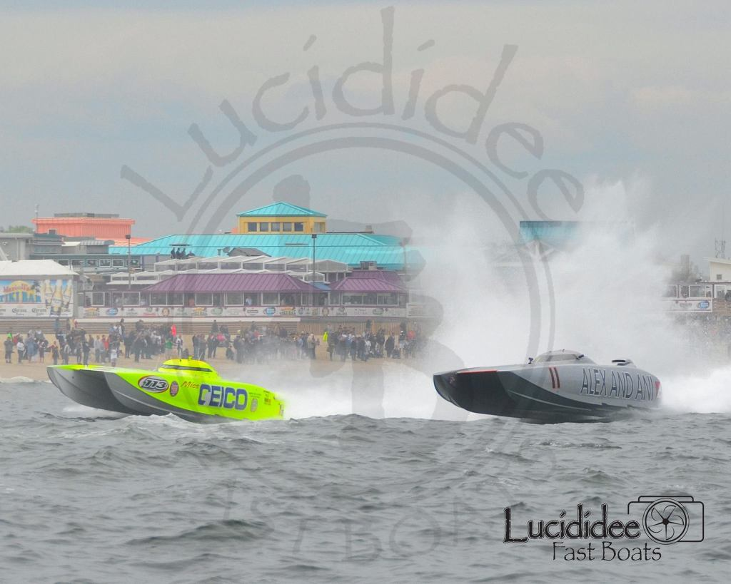 Point Pleasant Beach Offshore Powerboat Racing