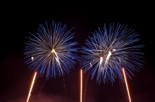 Six Flags 4th of July Fireworks NJ