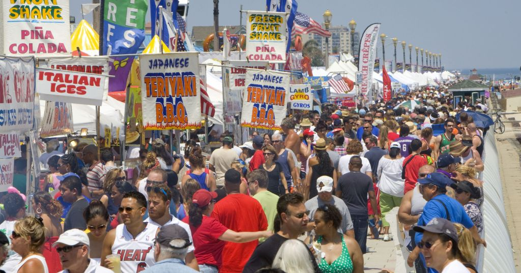 Jersey Shore festivals: Oceanfest Long Branch