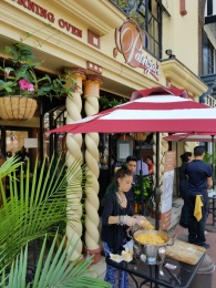 Red Bank Food Walk: Patrizia