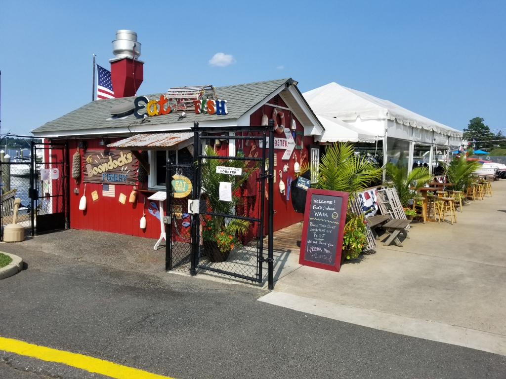 Red Bank Food Walk: Boondocks Restaurant