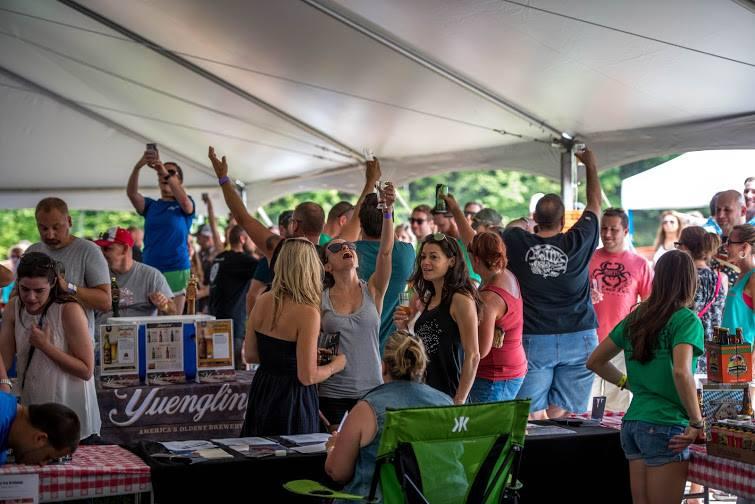 Blue Mountain Pocono Beer Festival