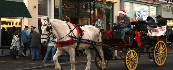 Red Bank Horse & Wagon Carriage Rides