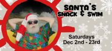 Swim with Santa at Sahara's Sams Water Park NJ