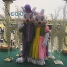 Morey's Piers Wildwood Easter Opening