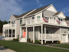 Cape May, Seaside Heights, Wildwood summer rentals