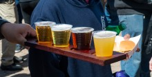Six Flags Food & Brew Festival