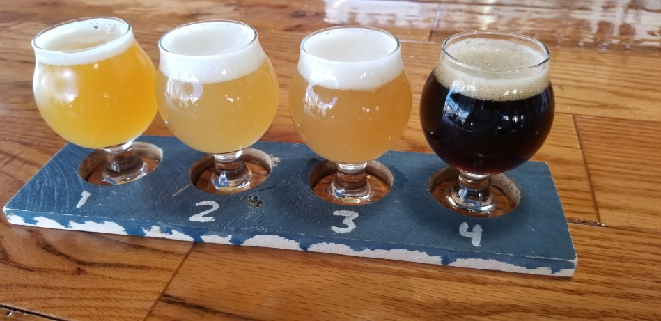 Asbury Park Bars: Dark City Brewery Review