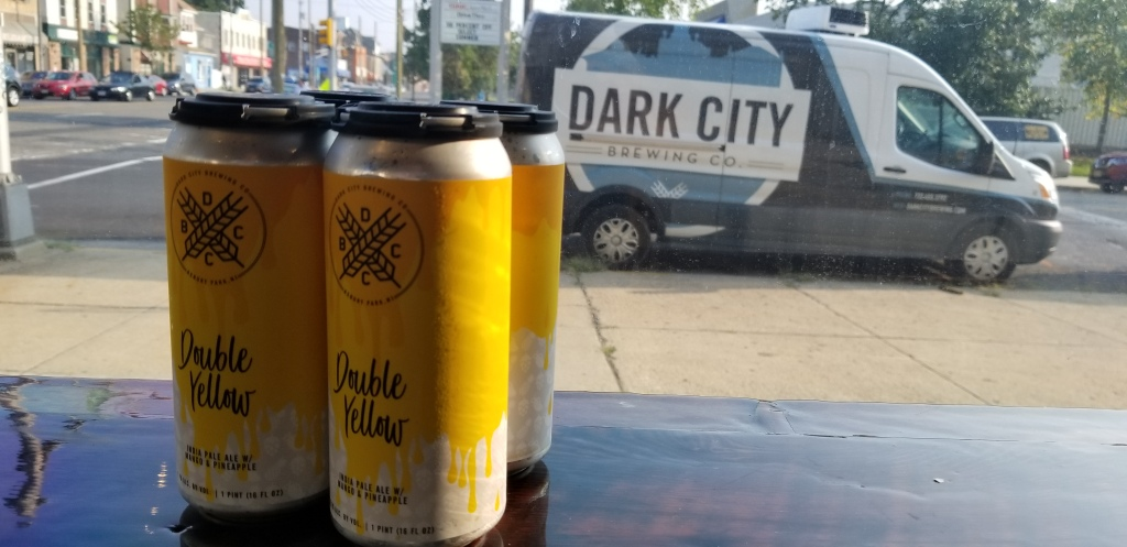 Jersey Shore Brewery Reviews: Dark City Brewing Asbury Park