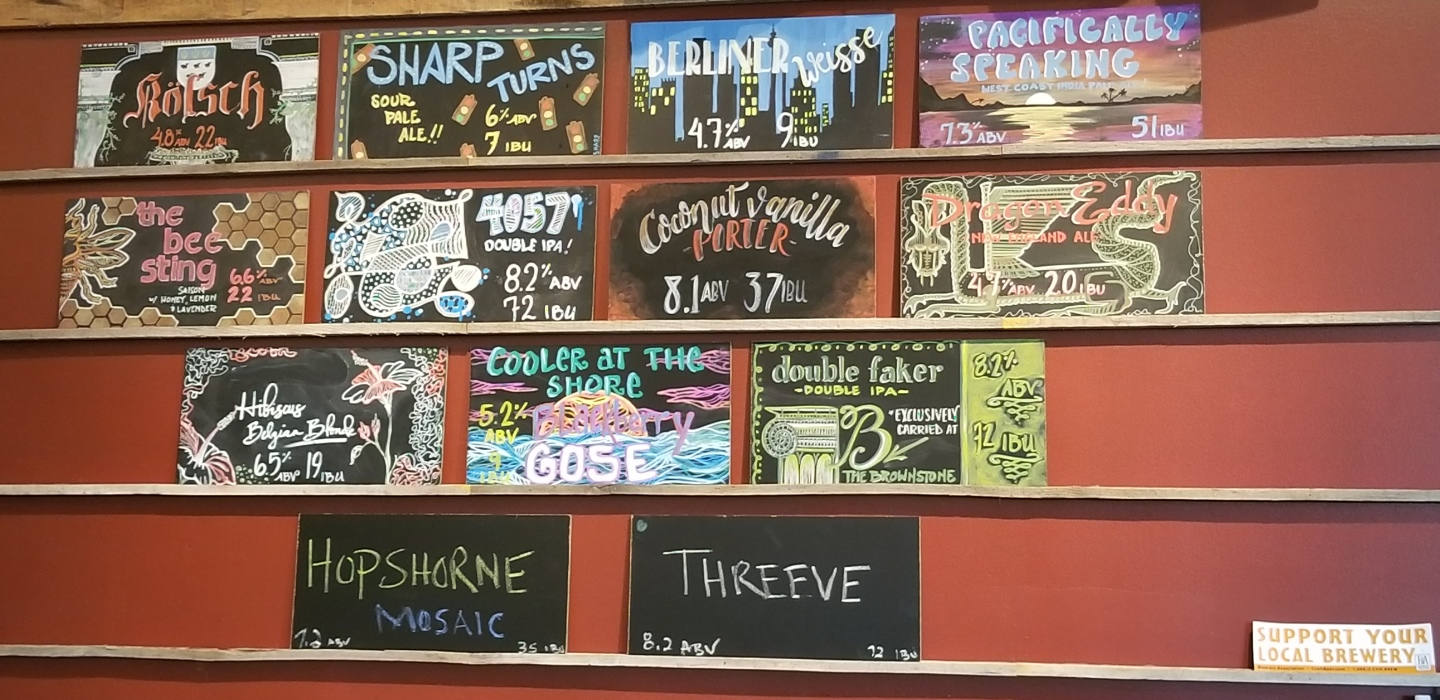 Jersey Shore Breweries: Jughandle Brewing Review