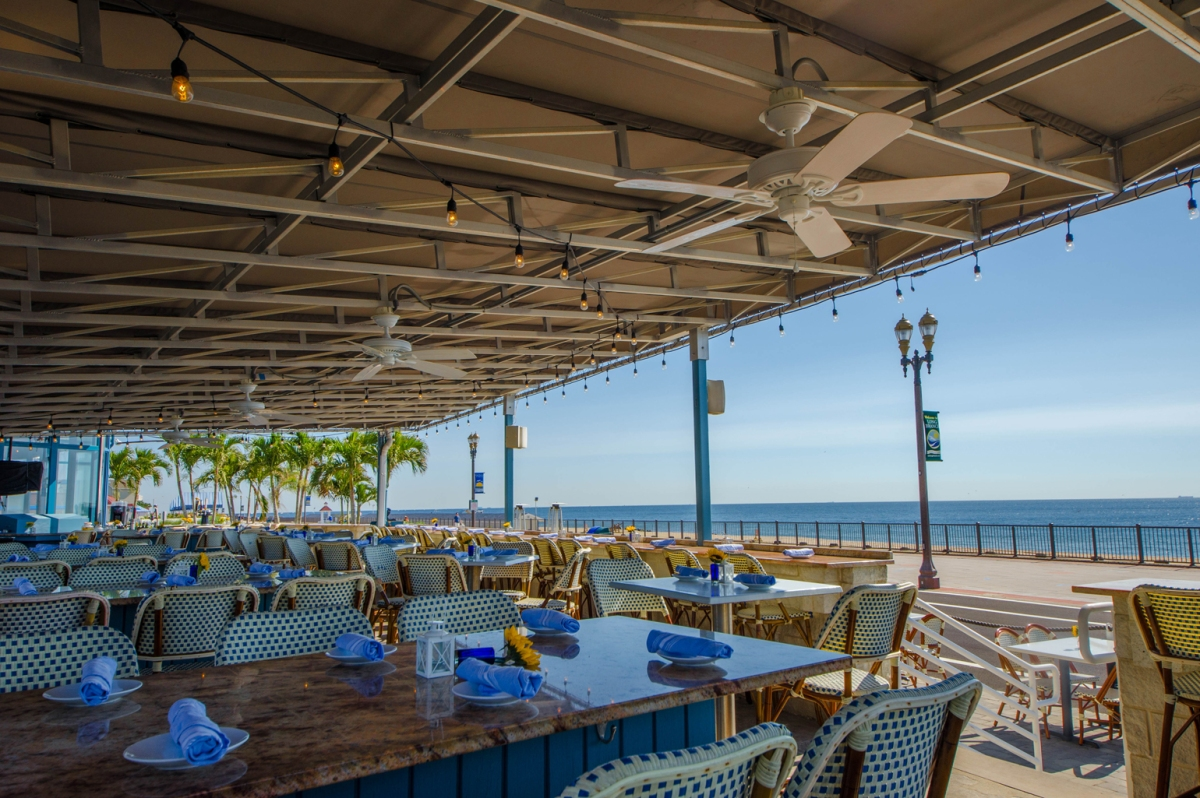 12 Favorite Restaurants for Outdoor Dining at the Jersey Shore