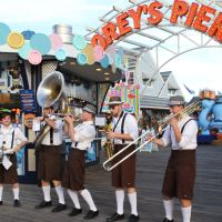 Oktoberfest at Morey's Piers is Now on Four Weekends