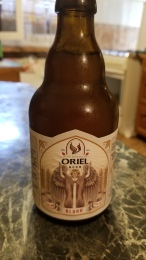 Romanian Beer Reviews Oriel Blond