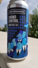 Hop Hooligans Review - Crowd Control IPA