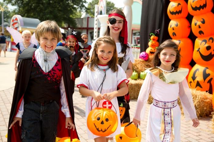 Six Flags Fright Fest Kids Friendly