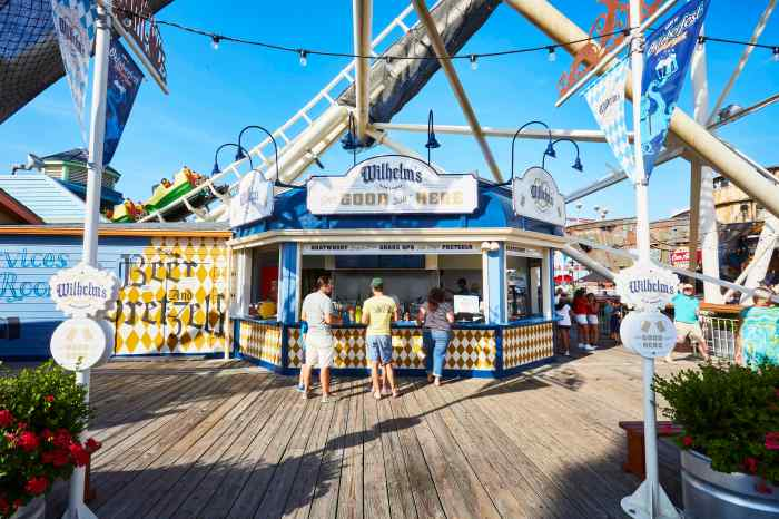 Jersey Shore Events: Morey's Piers Oktoberfest