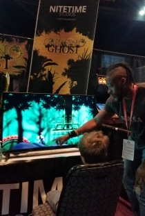 Gameacon Indie Games Chrono Ghost Nitetime Studios