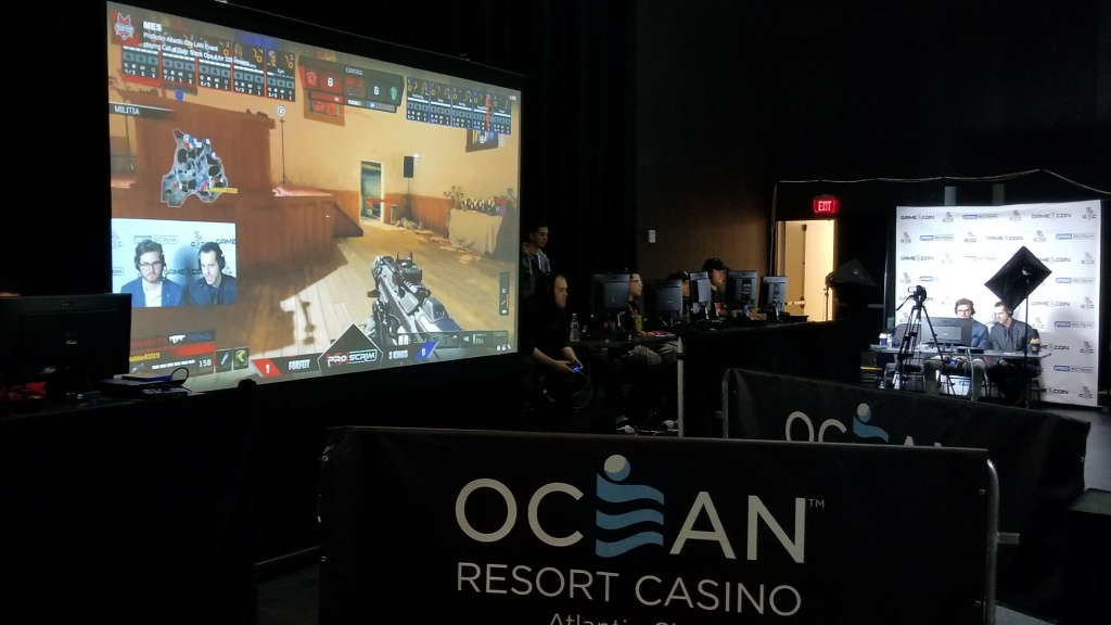 Gameacon 2018 Atlantic City Tournament