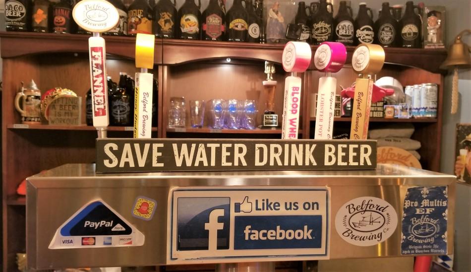 Belford Brewery Review NJ Craft Beer