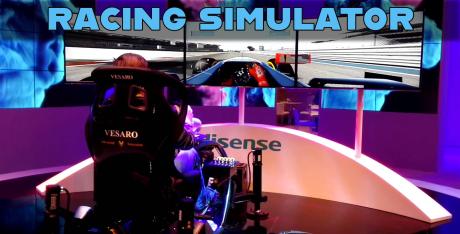 Gameacon Atlantic City Racing Simulator