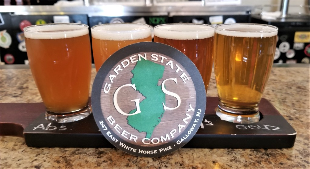 NJ Craft Beer Reviews: Garden State Beer Co