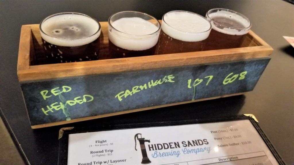 NJ Craft Beer: Hidden Sands Jersey Shore