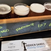 Jersey Shore Breweries: Hidden Sands Brewing Review