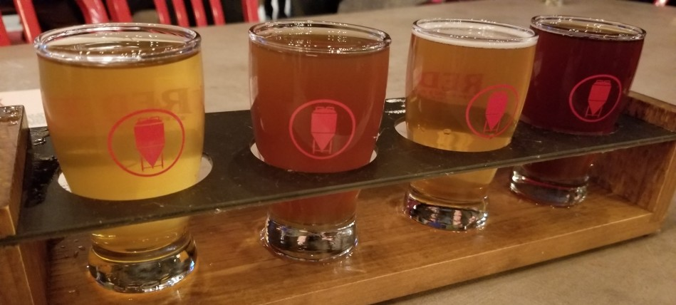 Red Tank Brewing Review