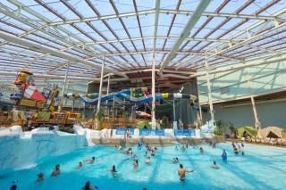 Camelback PA Poconos Indoor Water Park
