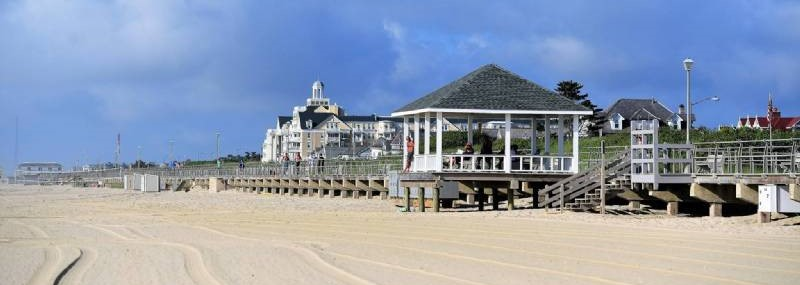 Jersey Shore Offseason Winter Beach Rentals