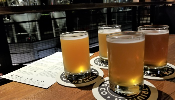 Triumph Brewing Red Bank NJ Craft Breweries