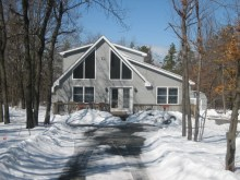 Winter Pocono Vacation Rentals for Ski